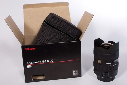311010 product Sigma 8 16 3 Test Produit : Le (très) grand angle Sigma 8 16 mm F4.5 5.6 DC HSM