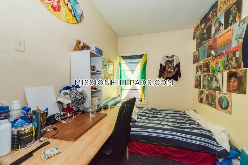 6 Bed Apartment For 6200 Mo In Boston Mission Hill