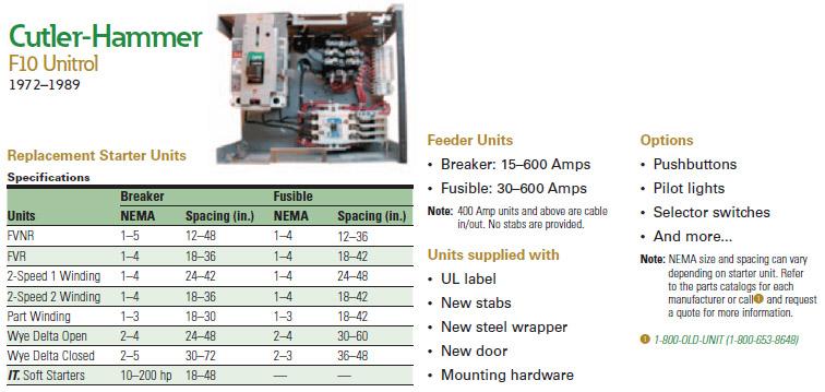eaton starter wiring diagram xt series eaton s motor control center