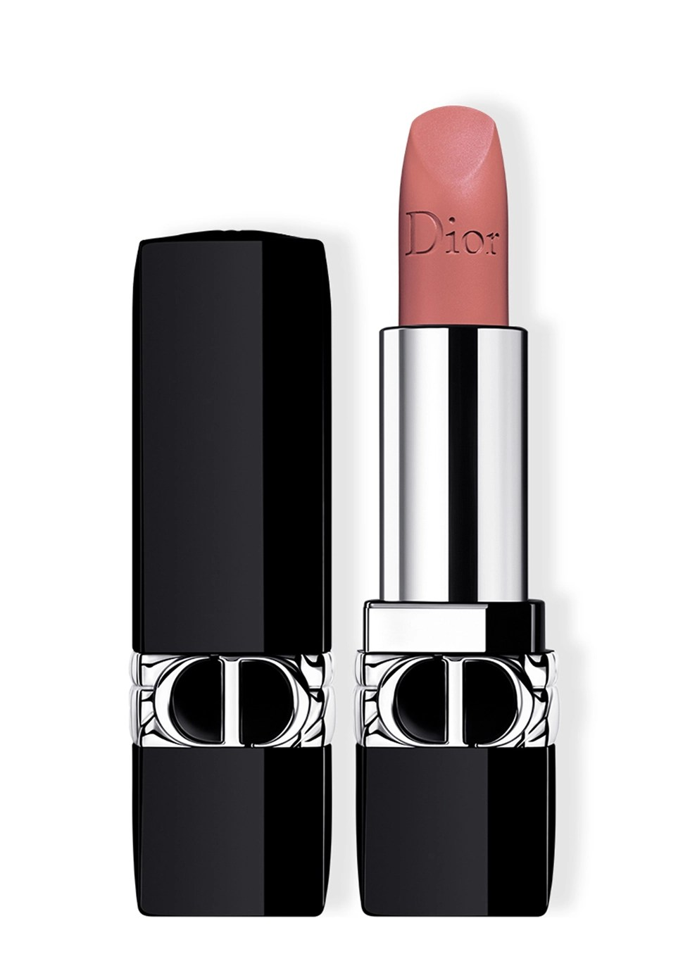 Nude Look Dior Rouge Dior Couture Colour Lipstick - Matte - Harvey Nichols