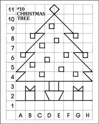 Christmas Mystery Pictures Coloring Pages | Murderthestout