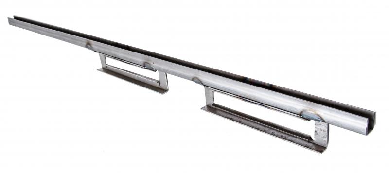 55 ford window channel