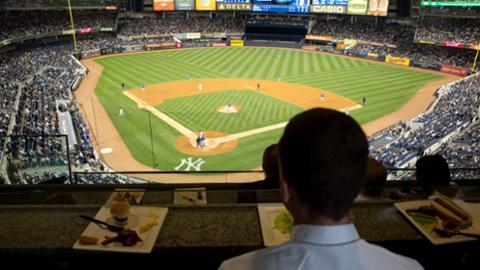 Luxury Suites MLB