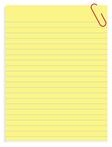 Free stock photos - Rgbstock - Free stock images Paper and clip - notepad paper template