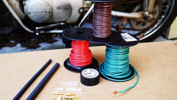 How To Wire Your Rat Bike or Motorcycle ~ Roadkill Customs