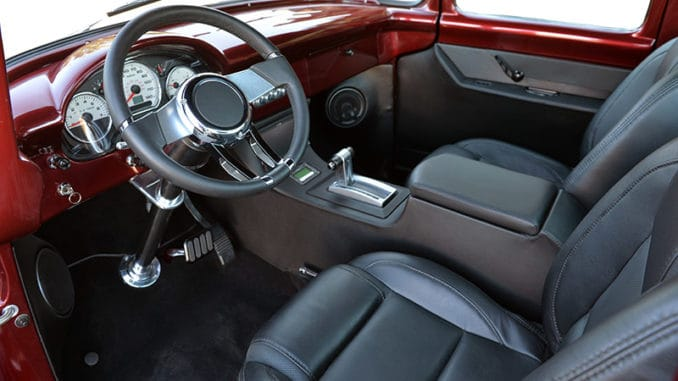 Interior and Upholstery Preparation for Hot Rods and Customs