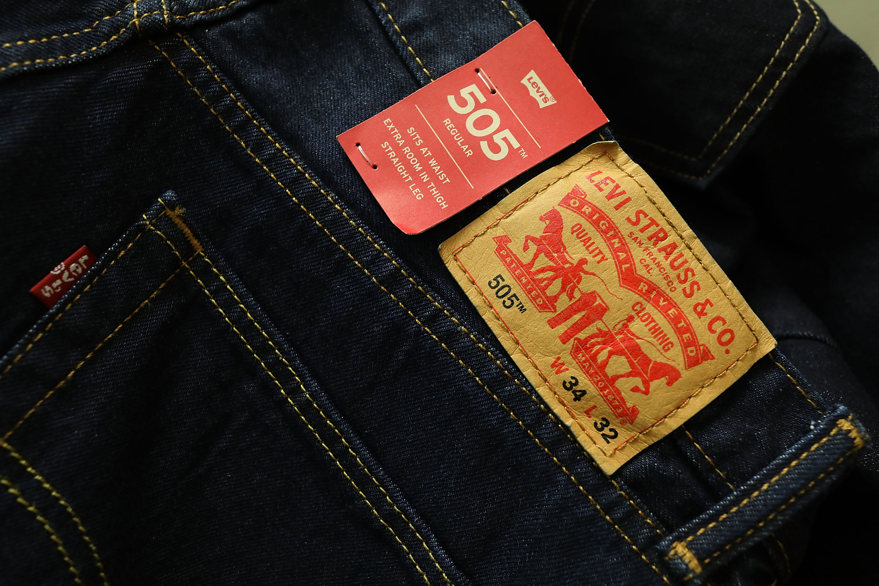 Levis Frankfurt Levi Strauss Looks To Deepen Pockets With Ipo