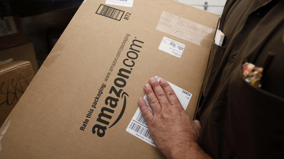 Missed a Package Delivery? Amazon Has an Answer