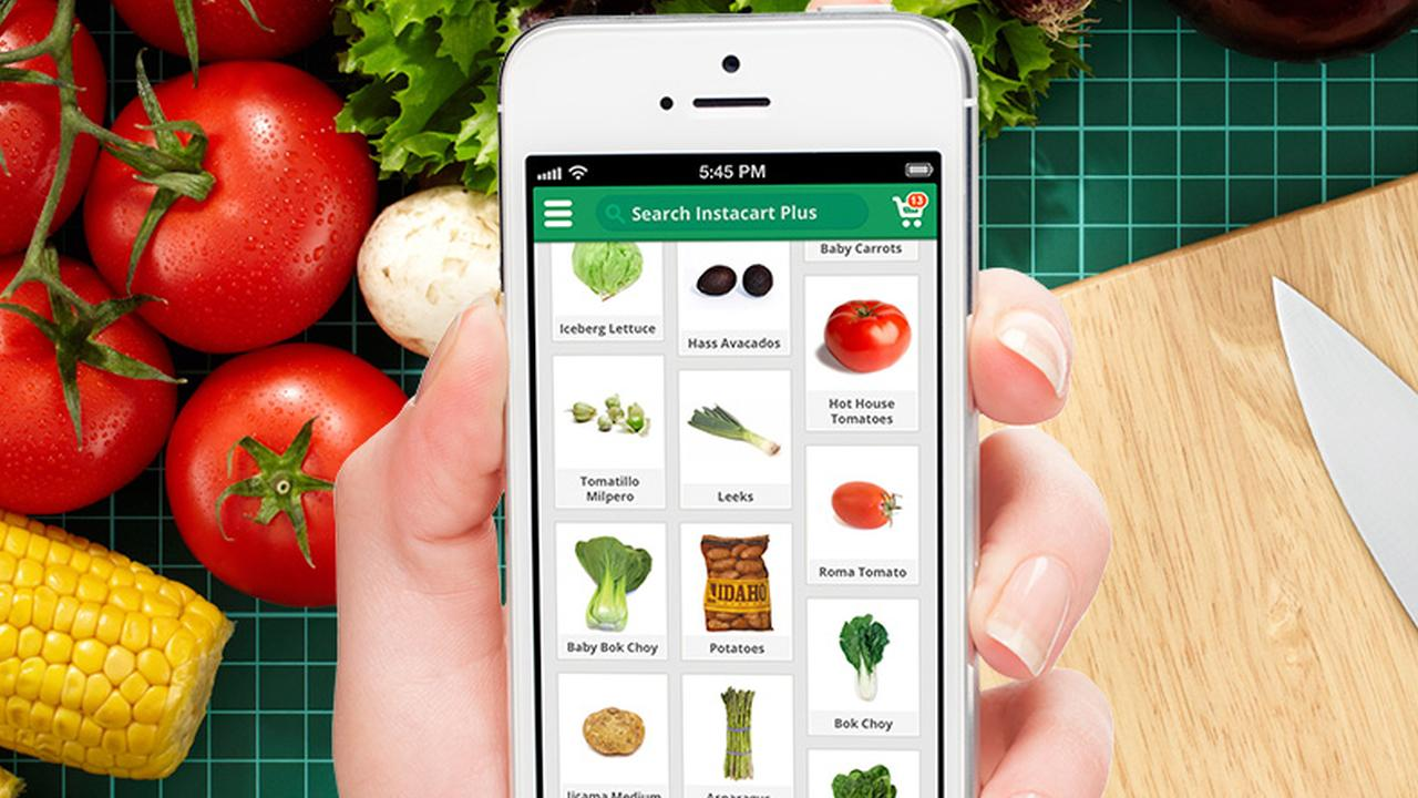 Diwano Ke Jaise Tone Instacart Wants To Be Your Personal Grocer