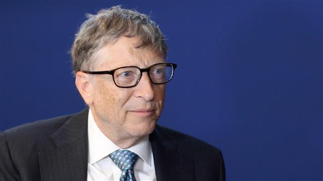 Bill Gates Launches Energy-Innovation Fund at Paris Climate