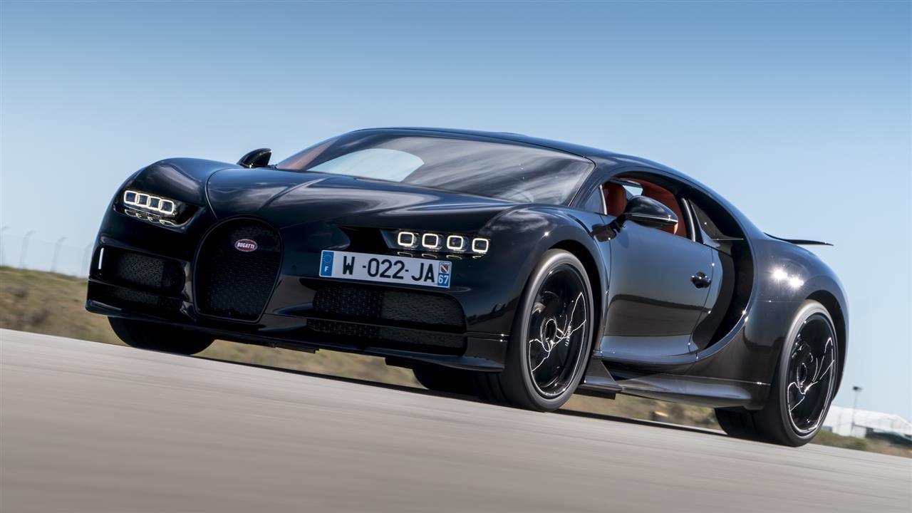 8 Million Dollar Car Wallpapers 车评:顶级跑车布加迪chiron
