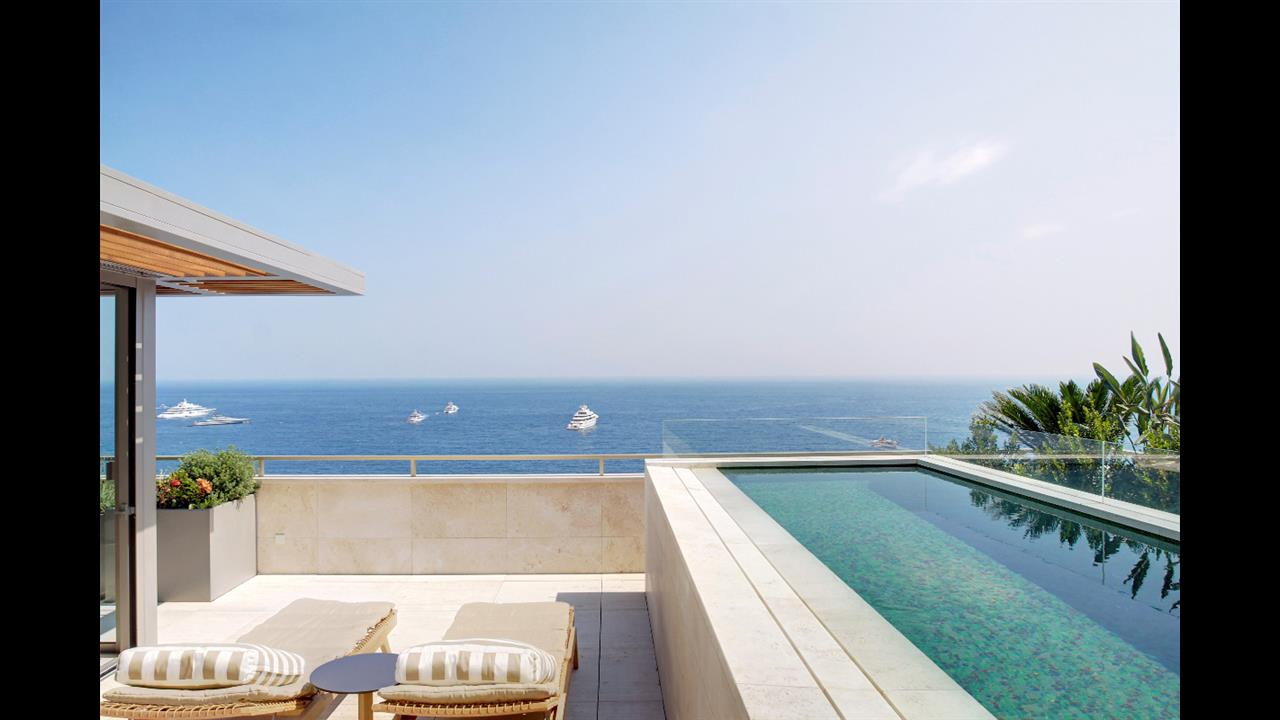 Carlo Monaco A Penthouse Apartment On The Beach In Monaco Mansion Global