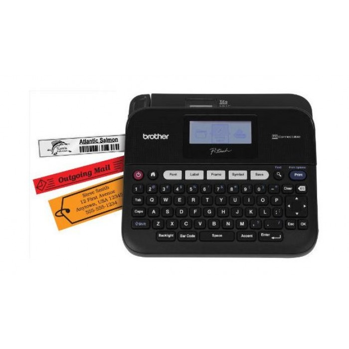 Brother PC-Connectable Label Maker Xcite Kuwait