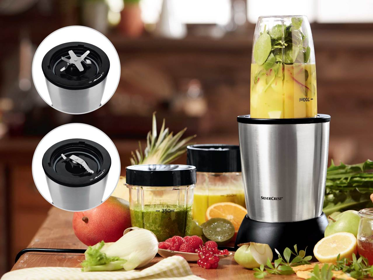 Lidl Silvercrest Nutrition Mixer Review Yes Lidl Has An Affordable Nutribullet Style Mixer Landing On