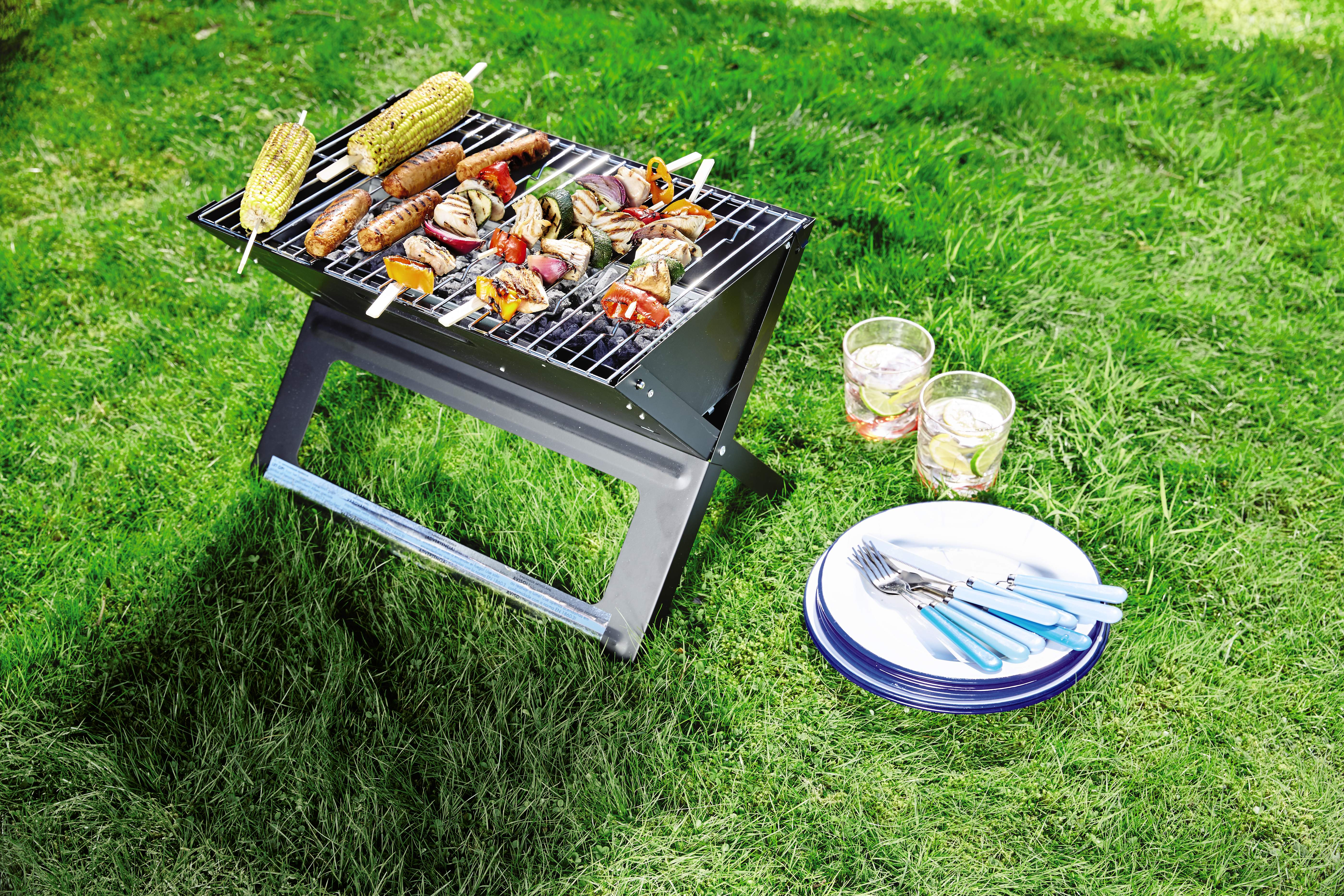 Barbecue Aldi Aldi S New Camping Range Is Sheer Outdoor Luxury And The Bbq Is