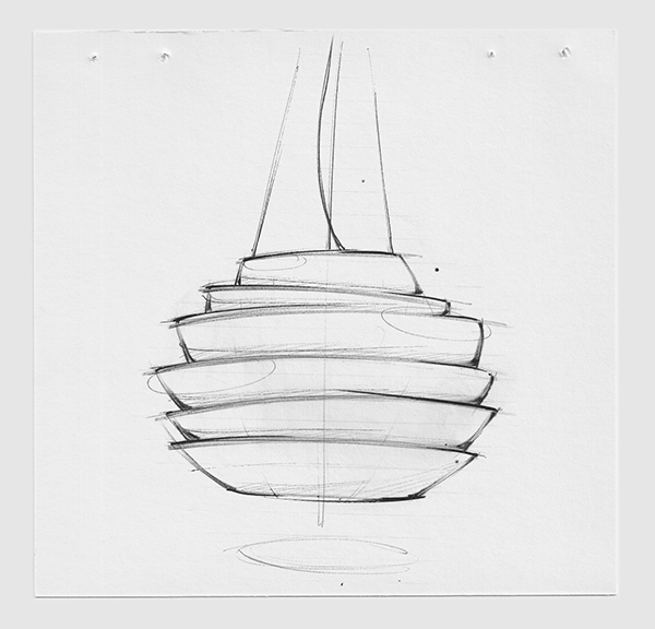 Sketches of Artemide lights by Karim Rashid http\/\/onfbme - current resume styles