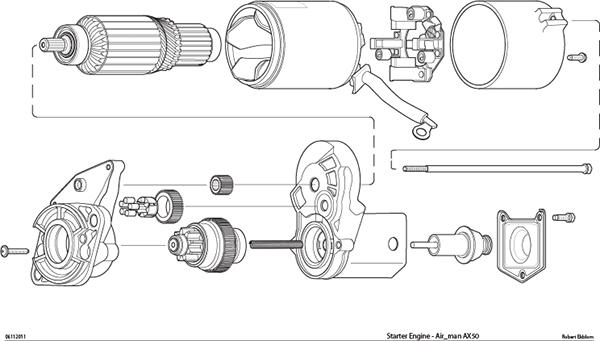 motor maul schematics