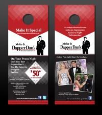 Door Hanger Advertising on Behance