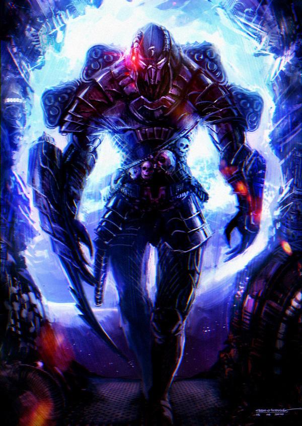 Anime Dark Angel Wallpaper Super Predator On Behance