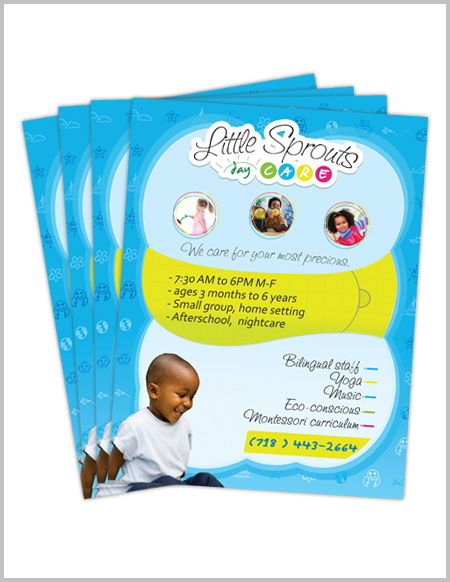 preschool flyer ideas - Yelomdigitalsite