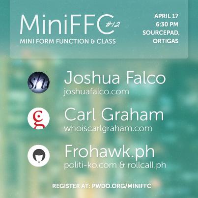 MiniFFC #12 banner