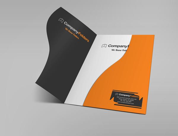 folder designs templates