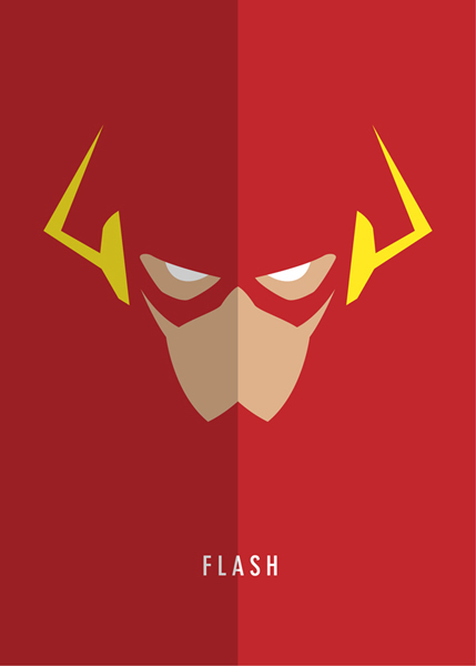 Doha Wallpaper Hd Justice League Minimalist Posters On Behance