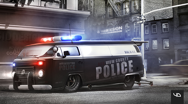Nfs Rivals Cars Wallpaper Vw Kombi Red View County Police On Behance