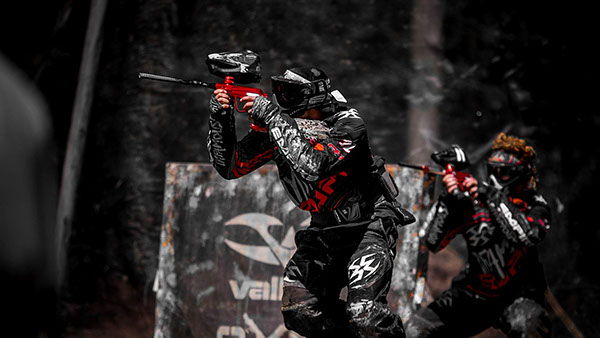 Wallpaper Sioux Falls Paintball Wallpaper On Behance