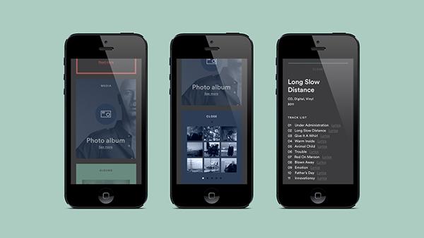 海外のレスポンシブWEBデザイン|mobile|モバイル
