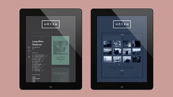 海外のレスポンシブWEBデザイン|Tablet|タブレット