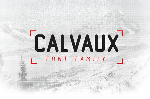 Calvaux Font Download