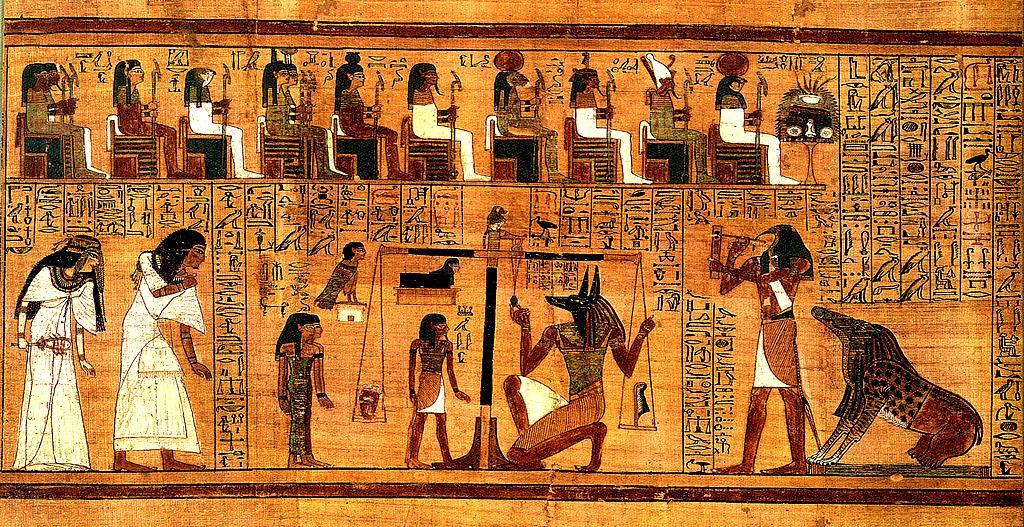 Resultado de imagen de vida eterna egipcios