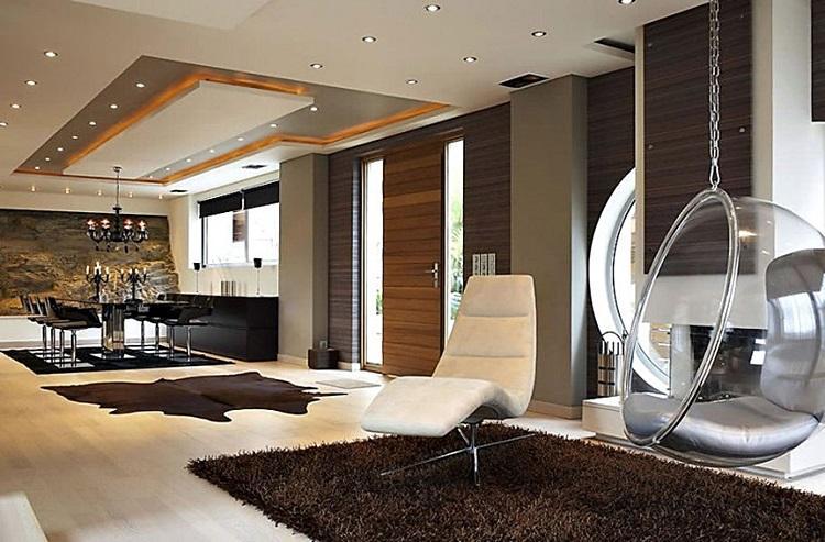 casa-moderna-lineas-rectas-grecia-L-o6ruIejpeg (750×493) Casas - villa wohnzimmer modern