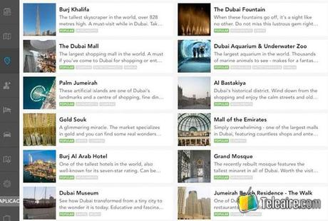 Planificador de viajes al Medio Oriente - Paperblog