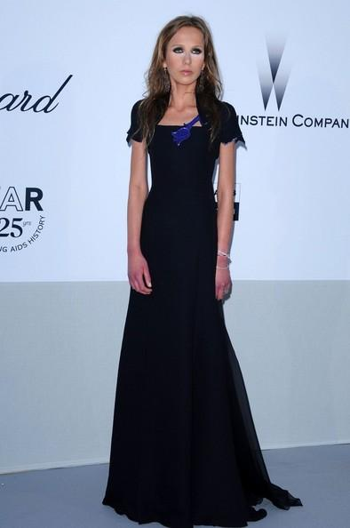 Allegra Versace Cannes 64th Annual Cannes Film Festival amfAR s Cinema Against AIDS Gala 2011 x