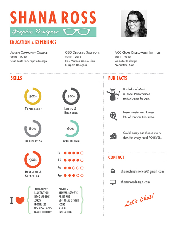 Microsoft And Linkedin Resume Assistant May Help You Land Infographic Resume On Behance