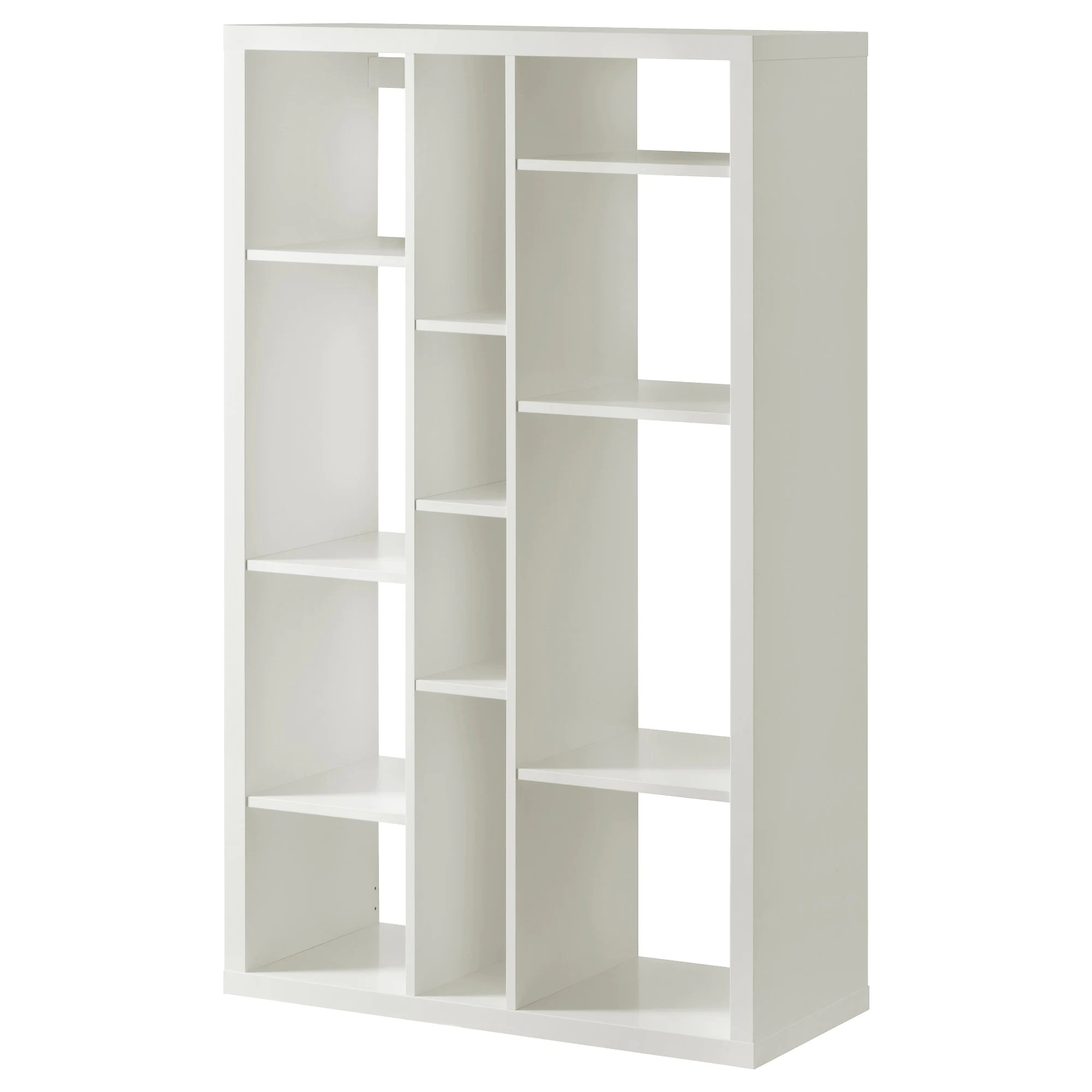 Ikea Expedit Ovet Shelf Unit Kallax White