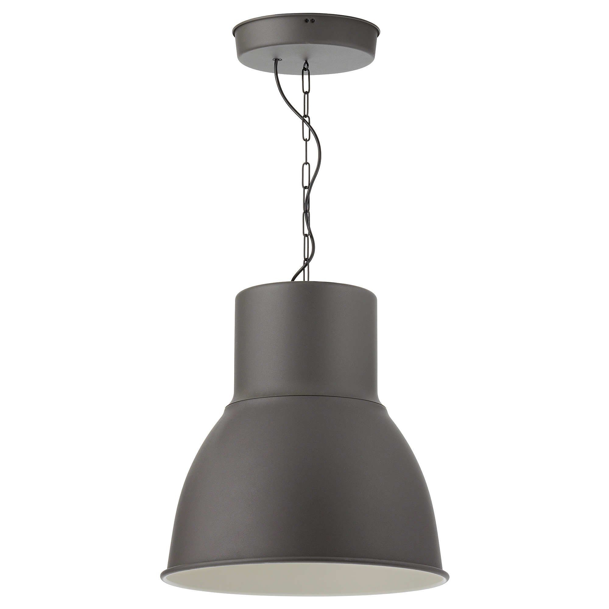 Hektar In M2 Pendant Lamp Hektar Dark Grey