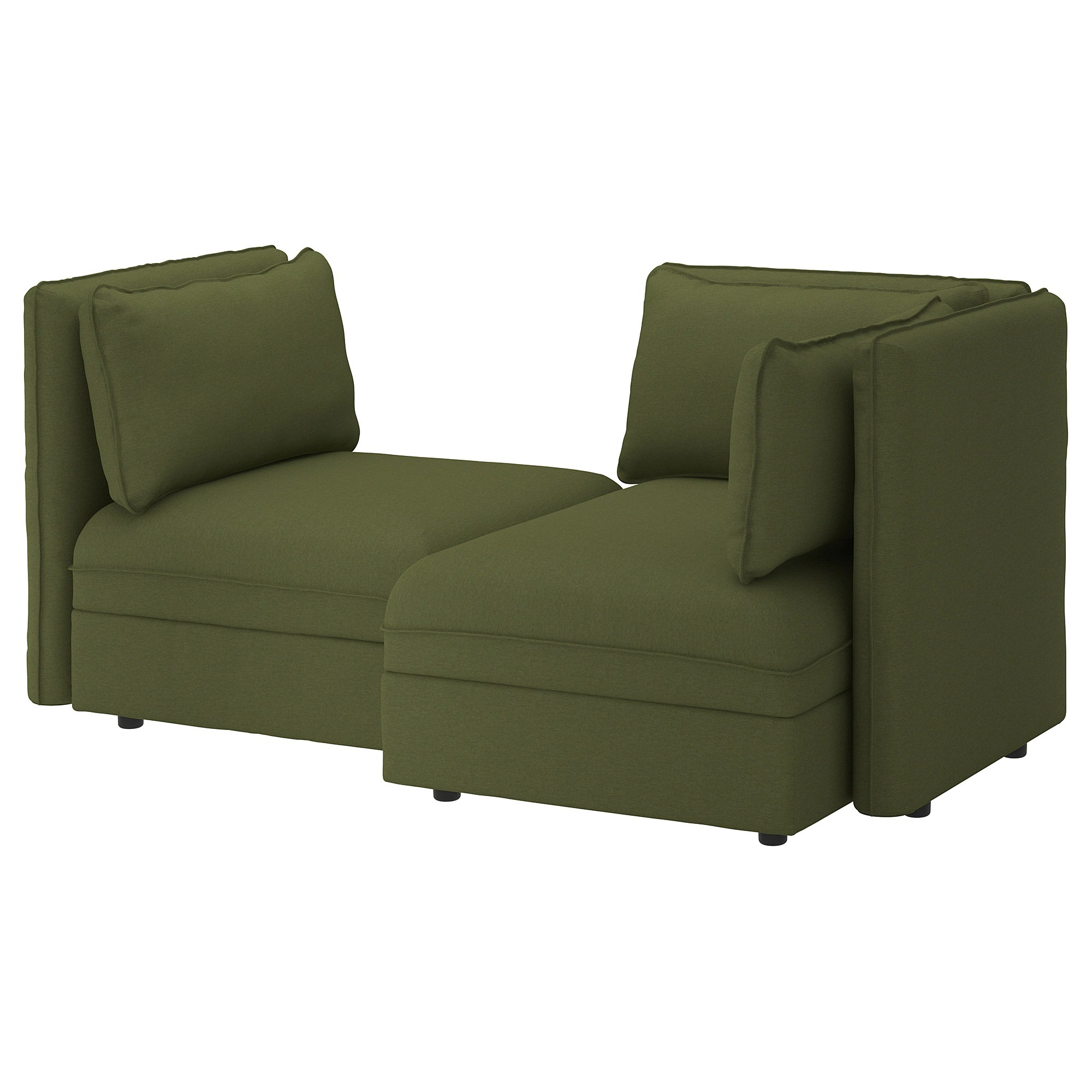 Vallentuna 2 Seat Sofa Bed Modular Sofa With Storage Vallentuna 2 Seat Modular Sofa