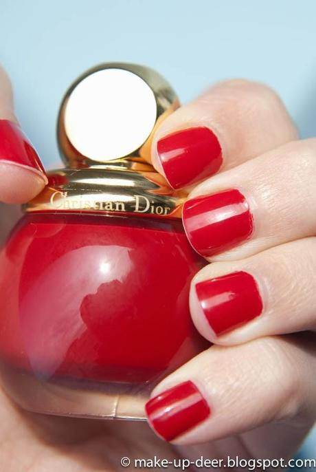 Happy Valentine With Dior Marilyn Nail Polish Paperblog