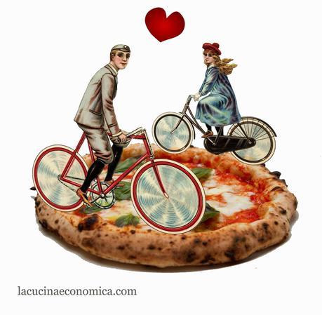Come fare l'impasto per la pizza napoletana. Solo pasta morbida e ...