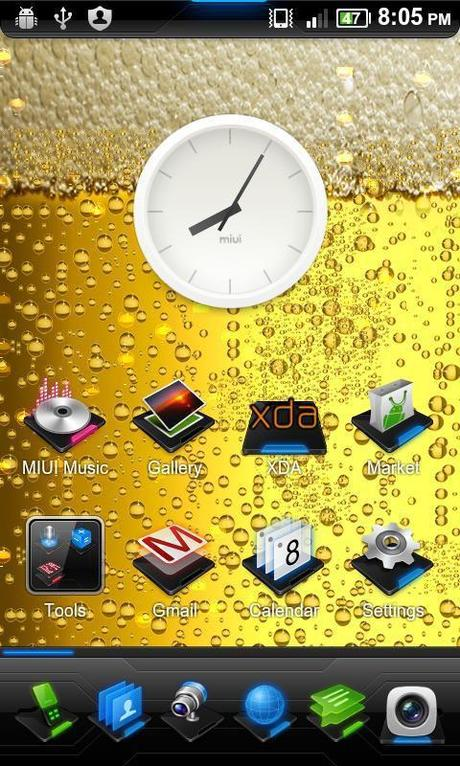 Live Photo Wallpaper Iphone Se Sfondi Animati Temi Live Wallpaper Android Bubbly Beer