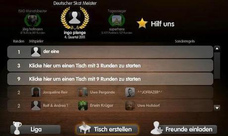 Android 3d Wallpaper Live Skat Palast Spiele Das Beliebte Kartenspiel Kostenlos