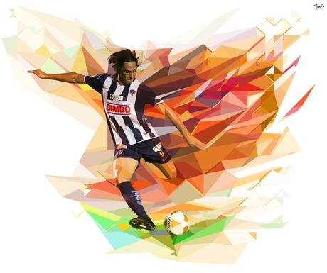 Facebook Wallpaper Quotes From Soccer Players Weil Fussball Kunst Ist