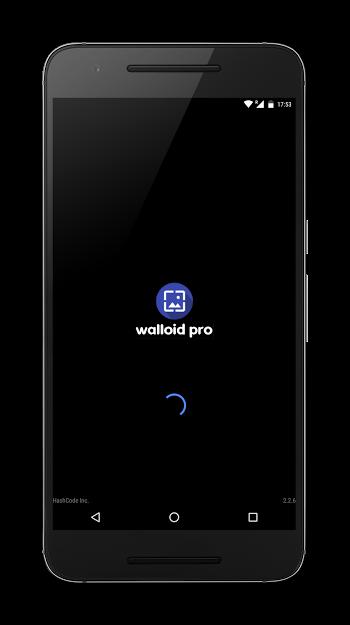 Walloid HD Stock Wallpapers Pro 2.4.0 APK - Paperblog