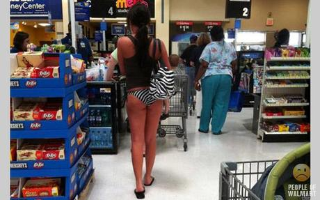 nude women of walmart