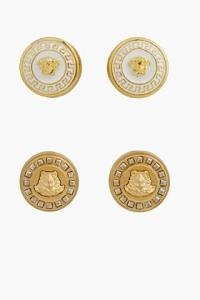mens versace earrings | Dsquared Greece