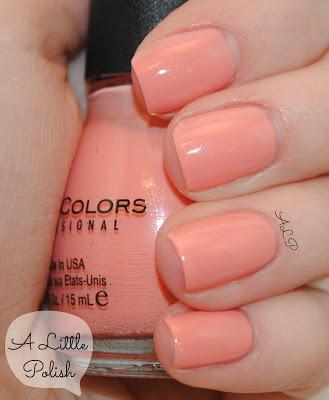 Sinful Colors Orange Cream Paperblog