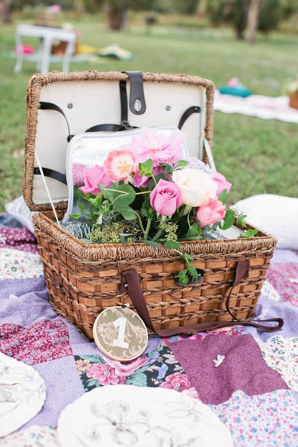 Geldgeschenk Rose Fun Summer Wedding Reception Theme: Picnic - Paperblog